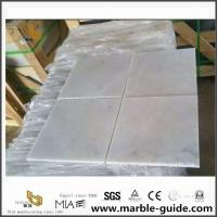Buy cheap Guangxi White Marble Tiles For Kitchen And Bathroom Floor Or Wall Decor product