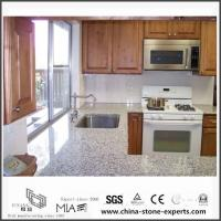Buy cheap G439 Bianco Taupe Granite Countertops for Kitchen Options for Sale with Cheapest Cost from wholesalers
