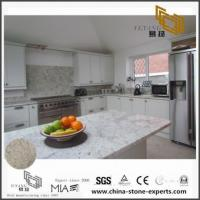 Buy cheap Beautiful Different Quality andromeda White Granite Countertops for Bathroom New Options product
