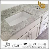 Buy cheap Custom Wholesale Polished andromeda White Granite Countertops with Cheap Cost product