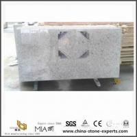 Buy cheap Inexpensive G655 Tongan White Granite Countertop for Kitchen Options product