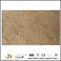 Buy cheap Pakistan Fossil Beige Marble ONYX Stone For Bathroom Tiles From China Export Suppliers from wholesalers