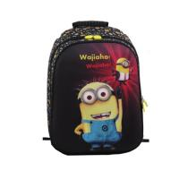 Buy cheap Durable Kids Backpack Childrens Book Bags for School Minions Boys Back to School Bags from wholesalers