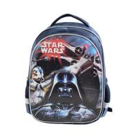 Buy cheap Disney Star Wars Character Backpack Elementary Backpack for Boys Kids Black School Backpack from wholesalers