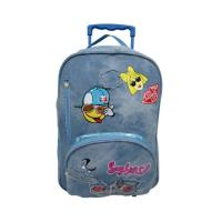 Buy cheap SAY YES Kids Travel Backpack with Wheels Small Boys Rolling Backpack for School from wholesalers