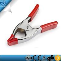 Buy cheap Heavy-Duty Metal Spring Clamp With Plastic Handle For Tent from wholesalers