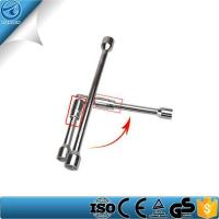 Buy cheap High Quality Auto Socket Tire Spanner Folding Cross Socket Wrench from wholesalers