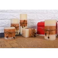Buy cheap Poured Unscented Pillar Candle from wholesalers