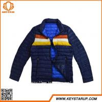Buy cheap High Quality Down Feather Mens Jacket Windbreaker Outerwear Waterproof Coat from wholesalers