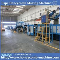Buy cheap Honeycomb Paperboard Lamination Machine from wholesalers