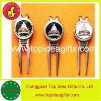 Buy cheap US OPEN CONGRESSIONAL USGA Logo Golf Ball Marker Divot Tool COLOR PICK from wholesalers
