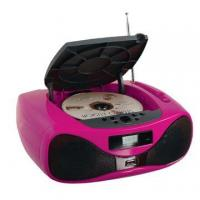 Buy cheap Portable CD player boombox from wholesalers