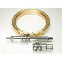 Buy cheap Spur gear Plastic worm gear from wholesalers