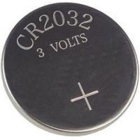 Buy cheap CR2032 Lithium 3 Volt Battery from wholesalers