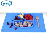 Buy cheap Silicone mat/placemat - Integral type from Wholesalers