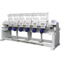 Buy cheap 6 Head Best Cap T Shirt and Flat Embroidery Machine from wholesalers