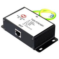 Buy cheap 1000Mbps PoE Indoor Surge Protector(Ethernet Power Supply Arrester) product
