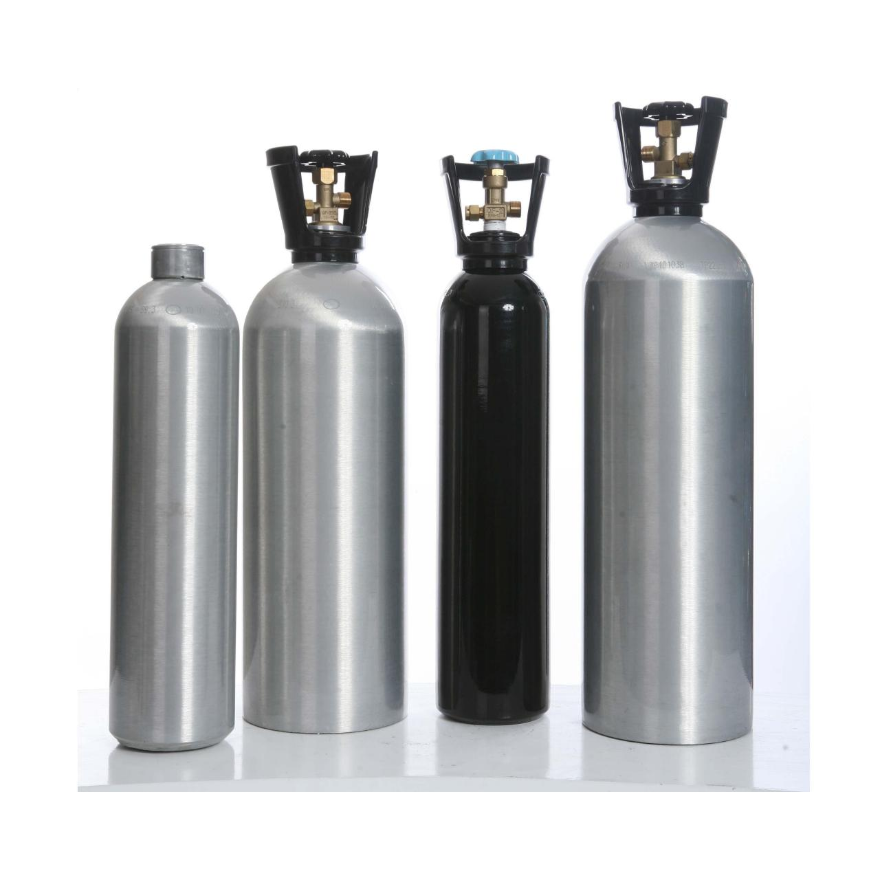 Buy cheap Inner Coating Aluminum Gas Cylinders from wholesalers