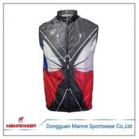 Buy cheap Cycling wind vest QB501 from wholesalers
