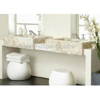 Buy cheap High quality white onyx sink from wholesalers