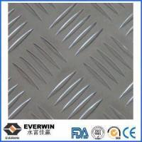 Buy cheap Aluminum Tread Plate with Five Bar 1100 3003 from wholesalers