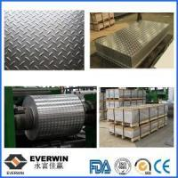 Buy cheap Aluminum Checkered Plate with Paper Interleaved from wholesalers