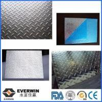Buy cheap Aluminium 5-Bars Checker Plate With Different Thickness For Truck from wholesalers