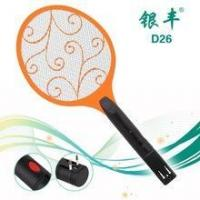 Buy cheap D26 electronic fly swatter electric mosquito swatter pest killer electronic bed bug killer from wholesalers