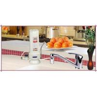 Buy cheap CRYSTAL QUEST Countertop Replaceable Single Nitrate PLUS Water Filter System from wholesalers
