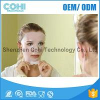 Buy cheap Wholesale High Quality Reusable Silicone Beauty Facial Mask Sheet from wholesalers