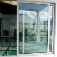 Buy cheap Aluminum sliding glass patio doors with blinds from wholesalers