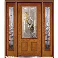 Buy cheap entrance main door villa entrance wood design door lobby entrance door from wholesalers