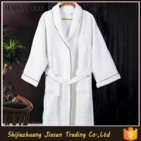 Buy cheap Waffle Bathrobe from wholesalers