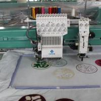 Buy cheap Dribbling Embroidery Machine Lightweight Design Exquisite Pattern Quilt from wholesalers