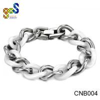 Buy cheap Stainless steel jeans chain with ceramic assembly design from wholesalers