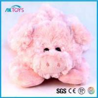Buy cheap Pig Plush Dog Children Like Most,red Toy Pig,pig Soft Toys In Cartoon,cute Pig Plush Pillow That Is from wholesalers