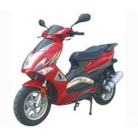 Buy cheap Best Popular 125CC Red Motor Scooter For Adults from wholesalers