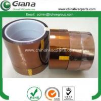 Buy cheap Self-adhesive Kapton Tape with silicone adhesive from wholesalers