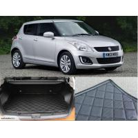 Buy cheap LEATHER BOOT LINER CARGO FLOOR MAT --- SUZUKI SWIFT 2010 -- 2016 from wholesalers