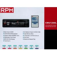 Buy cheap RPM CMU1288L CD/USB/MP3/WMZ/FM/AM RECEIVER from wholesalers