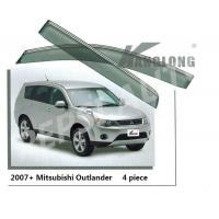 Buy cheap DOOR VISORS FOR MITSUBISHI OUTLANDER (4 PIECE) from wholesalers