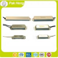 Buy cheap Resistor Electronics 120 OHM Aluminum Housed Wirewound Resistor Used In Power Supply and Transducer from wholesalers