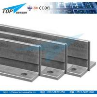 Buy cheap Cold drawn guide rail T70/A from wholesalers