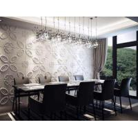 Buy cheap Plant Fiber 3D Decoration Home Decor Embossed 3D Board Panels for Wall and Ceiling Decoration from wholesalers