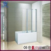 Buy cheap Tri Folding Frameless Shower Screen Over Bath Door (KD3202T) from wholesalers