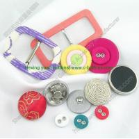 Buy cheap Covered Button,covered buttons from wholesalers