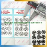 Buy cheap 525p snap button|Press Snap button from wholesalers