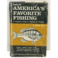 Buy cheap Outdoor Life, America's Favorite Fishing. F. Philip Rice. Hardcover. 1971 product