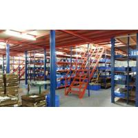Buy cheap Mezzanine With Pallet Rack Combination Multi-tiers Racking System from wholesalers