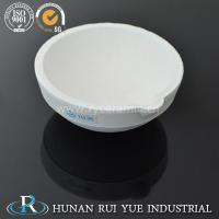 Buy cheap Hot Sale Clay Refractory Ceramic Crucible for Fire Assay from wholesalers